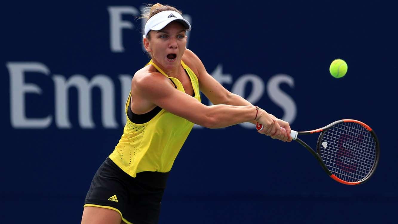 Svitolina ends Halep's title defence in Toronto semis