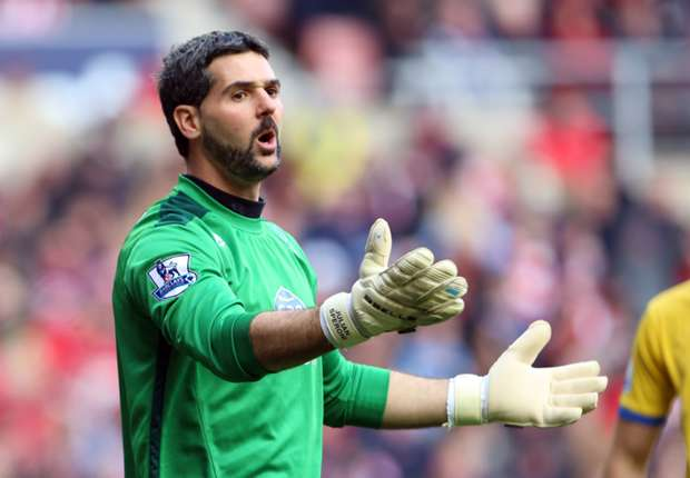Speroni in the dark on Palace contract