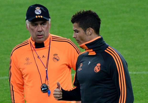 Real Madrid boss Ancelotti not ruling Ronaldo out of Copa final against Barcelona