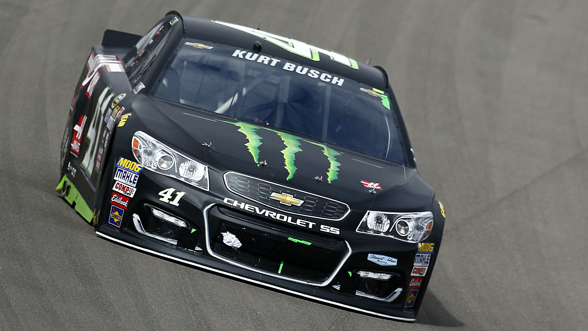 NASCAR starting lineup at Michigan: Kurt Busch on pole, Kyle Larson starts 26th