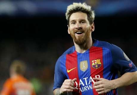 Messi Ke Newell's Old Boys?