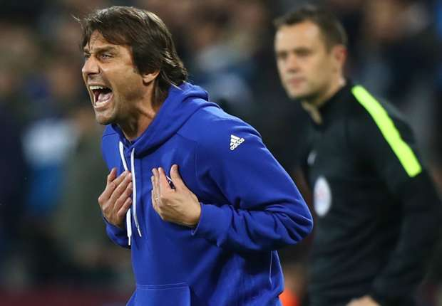 Conte: I'm worried about my heart
