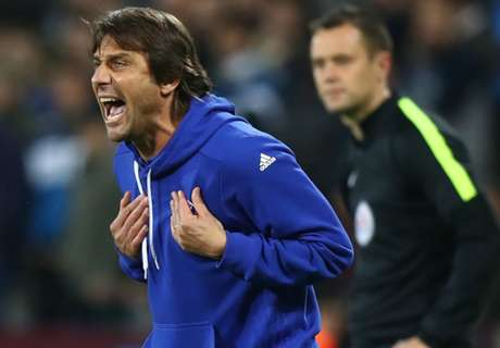 Conte: I'm worried about my heart!