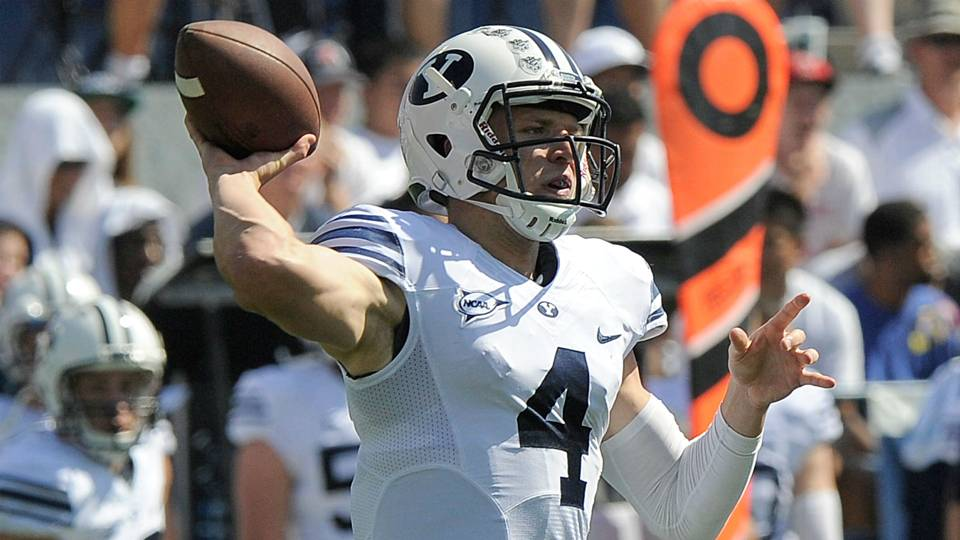 BYU QB Taysom Hill announces return for final season  46ccf507a