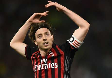 Montolivo set for Milan comeback