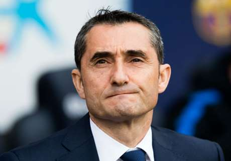 Valverde equals Guardiola's Barcelona record