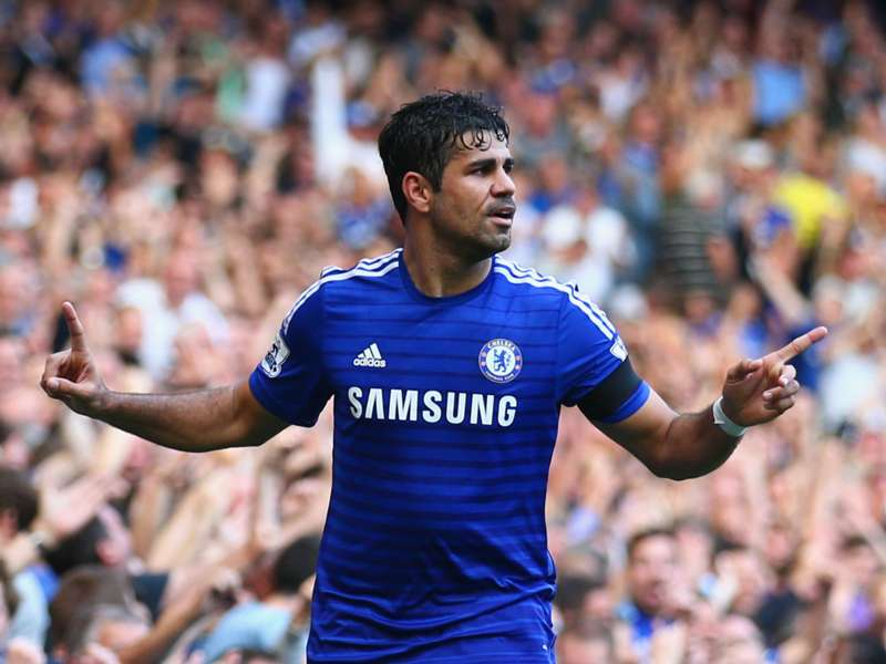Mourinho tempers Costa expectations