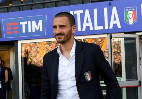 Bonucci Ingin Tiru Bek Legendaris Milan