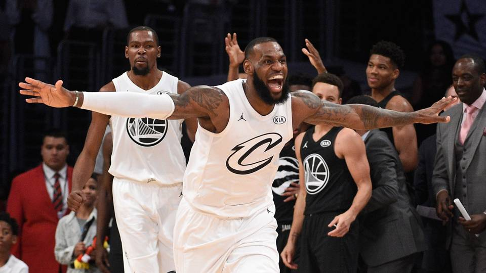 Nba All Star 2019 Full Rosters Draft Results For Team Lebron Team
