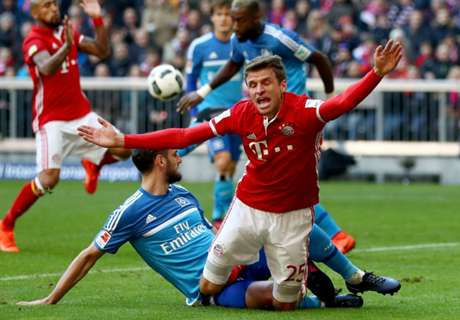Ancelotti: Muller was the key in rout