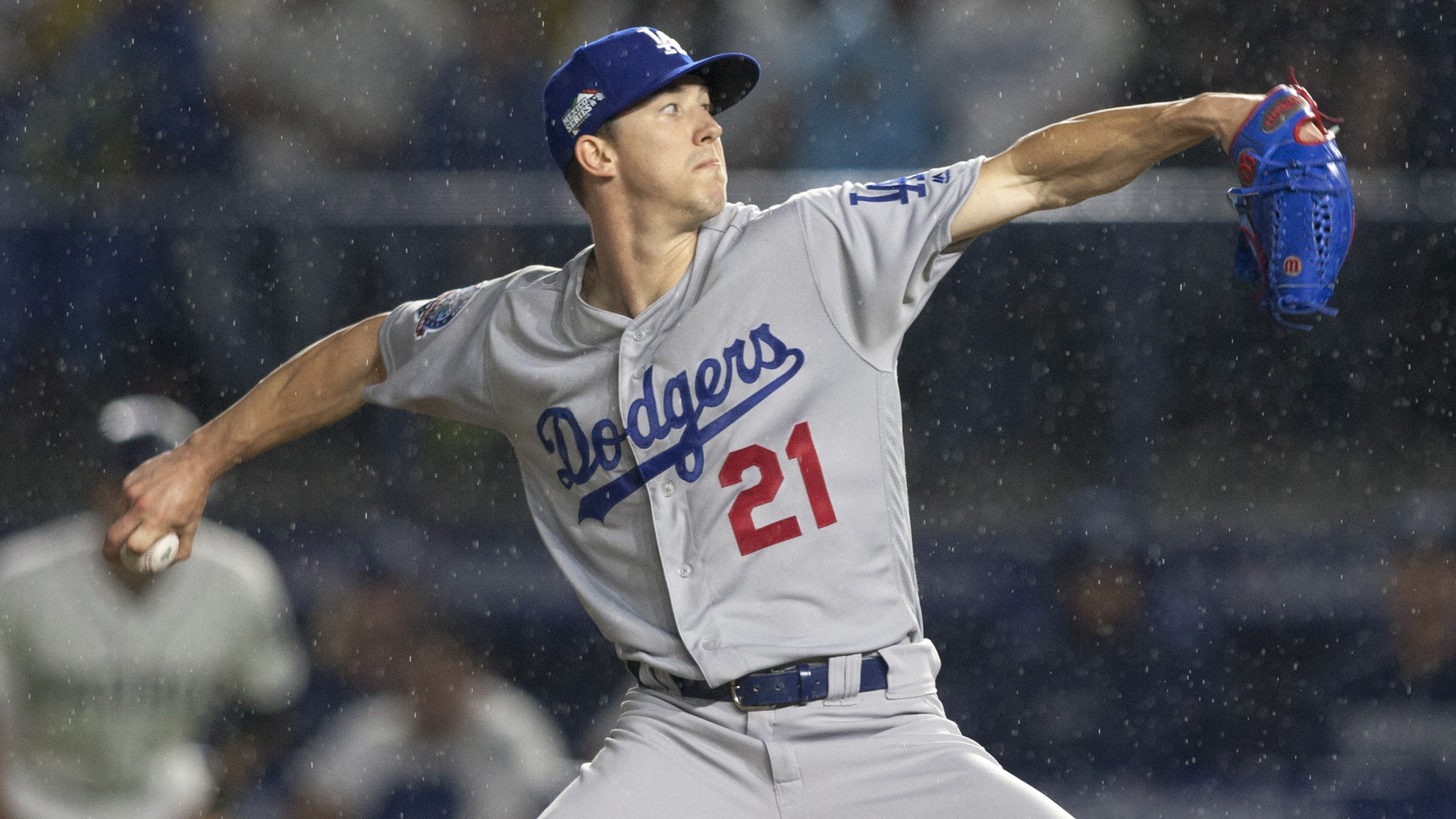 Dodgers' Buehler fuels combined no-hitter against Padres