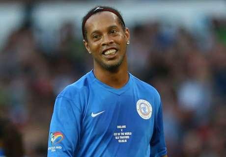 Wollongong fail in Ronaldinho bid