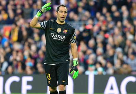 Barca sweat over Bravo injury