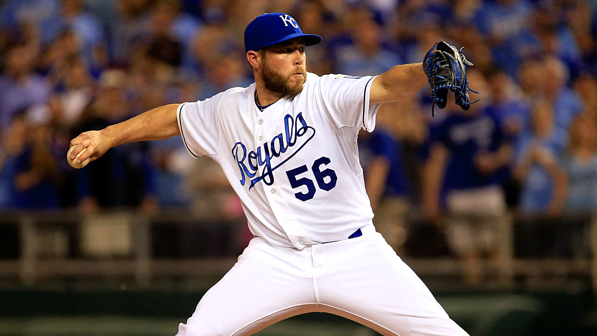 Greg Holland on 15-day DL