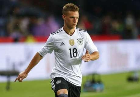 Report: Denmark 1 Germany 1