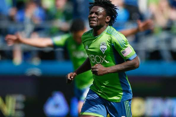 Chicago Fire 2-3 Seattle Sounders: Martins hits brace before being sent off