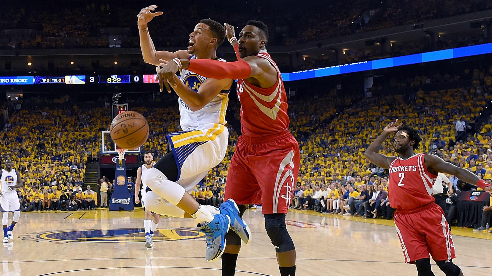 Stephen Curry's ankle injury preps Warriors for 'trap ...