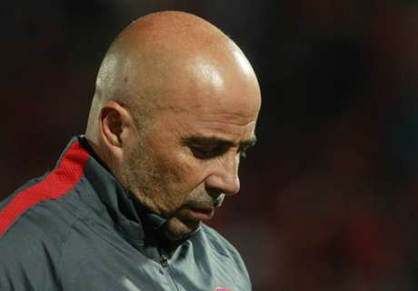 Sampaoli leaves Chile post