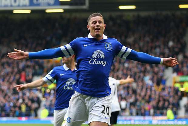 Martinez: Barkley would not benefit by leaving Everton