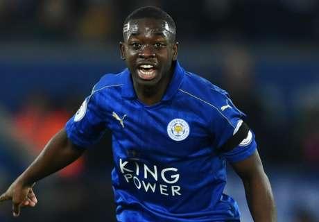 Leicester's Mendy wants Bordeaux move