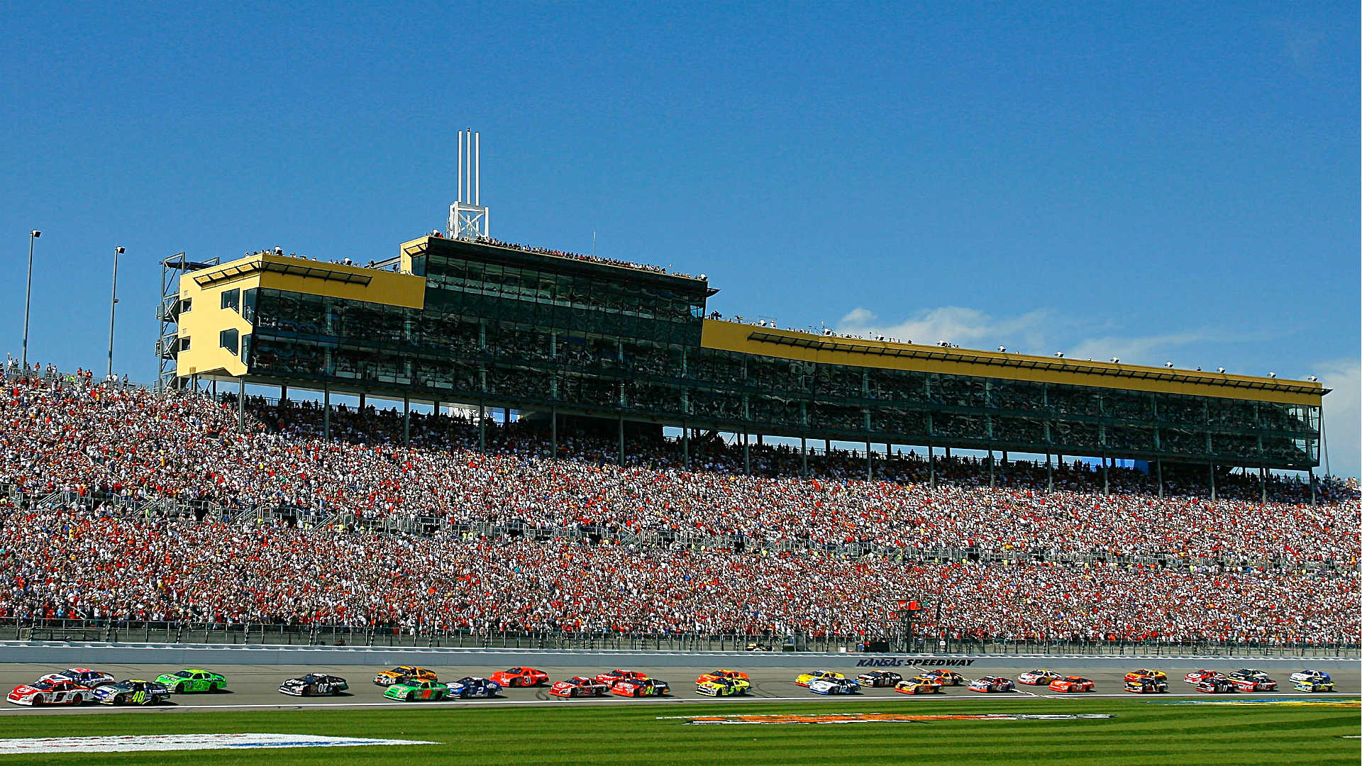 NASCAR at Kansas: Playoff standings, TV schedule, qualifying drivers for cutoff race