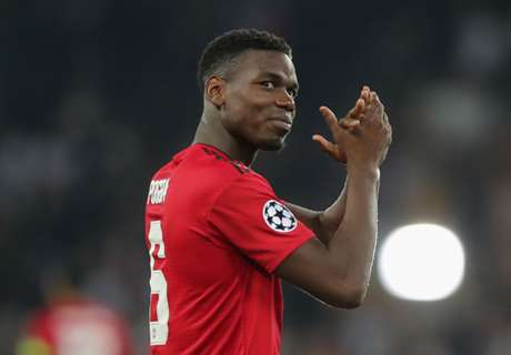 Pogba reveals penalty promise to Mourinho