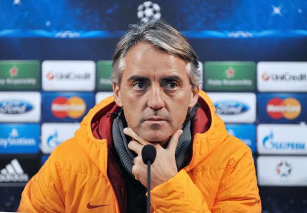 Chelsea are '80 percent' favourites, says Galatasaray boss Mancini