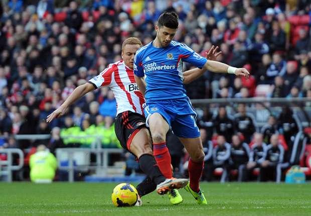 Sunderland defender Wes Brown to serve two-match ban