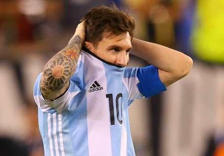 Maradona: Argentina is 'screwed'