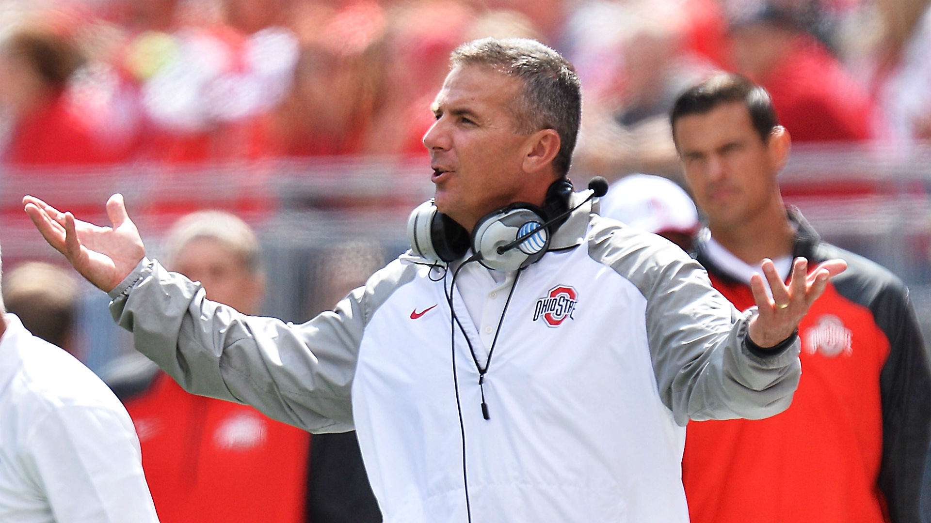 Urban Meyer on excuses by first-year coaches: 'They're your players'