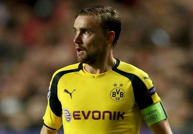 Injured Schmelzer returns to Borussia Dortmund training