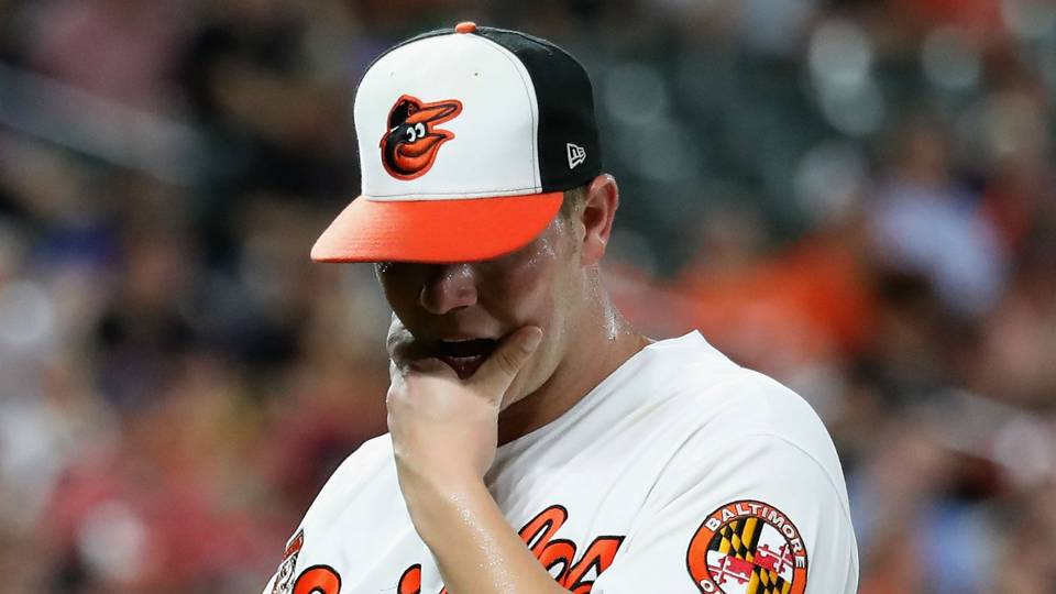 Not-so-sweet 16: Orioles set record for pitching awfulness ...
