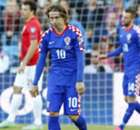 Modric raises Madrid injury fears
