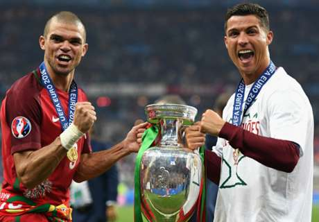'Pepe was the best player at Euro 2016'