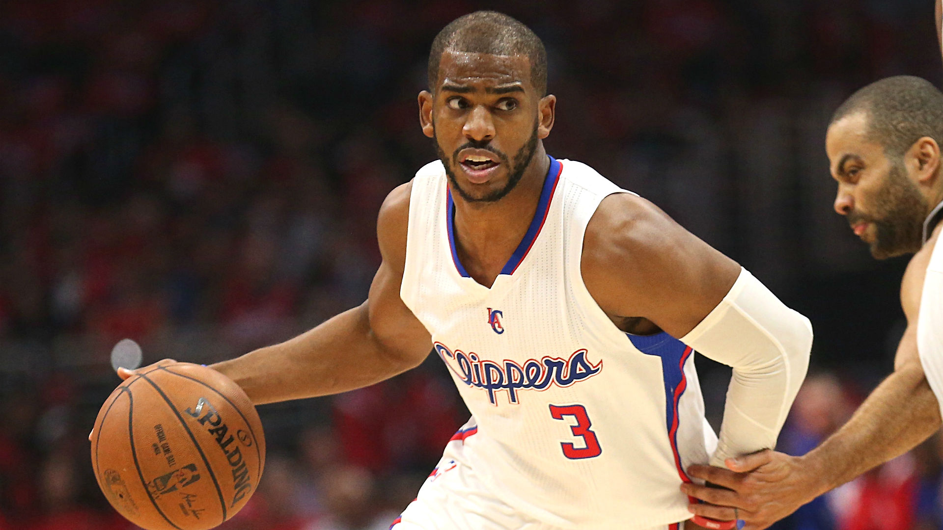 Chris Paul out for start of Clippers-Rockets series