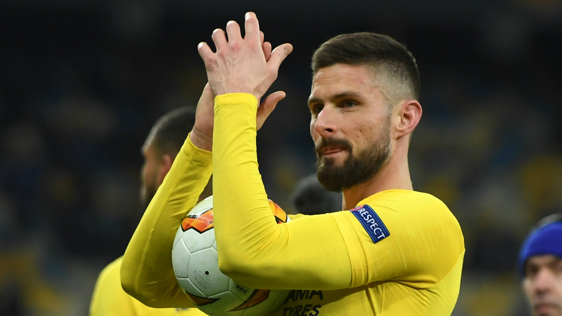 Giroud hints at Lyon interest