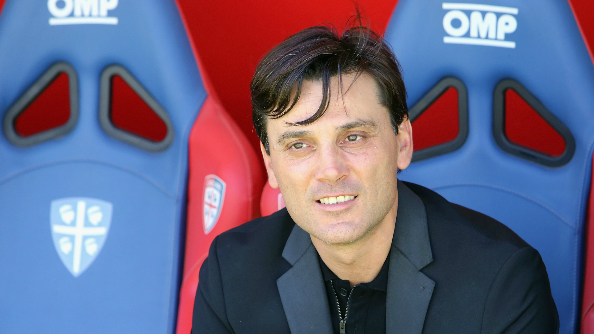Vincenzo Montella extends his contract as AC Milan coach