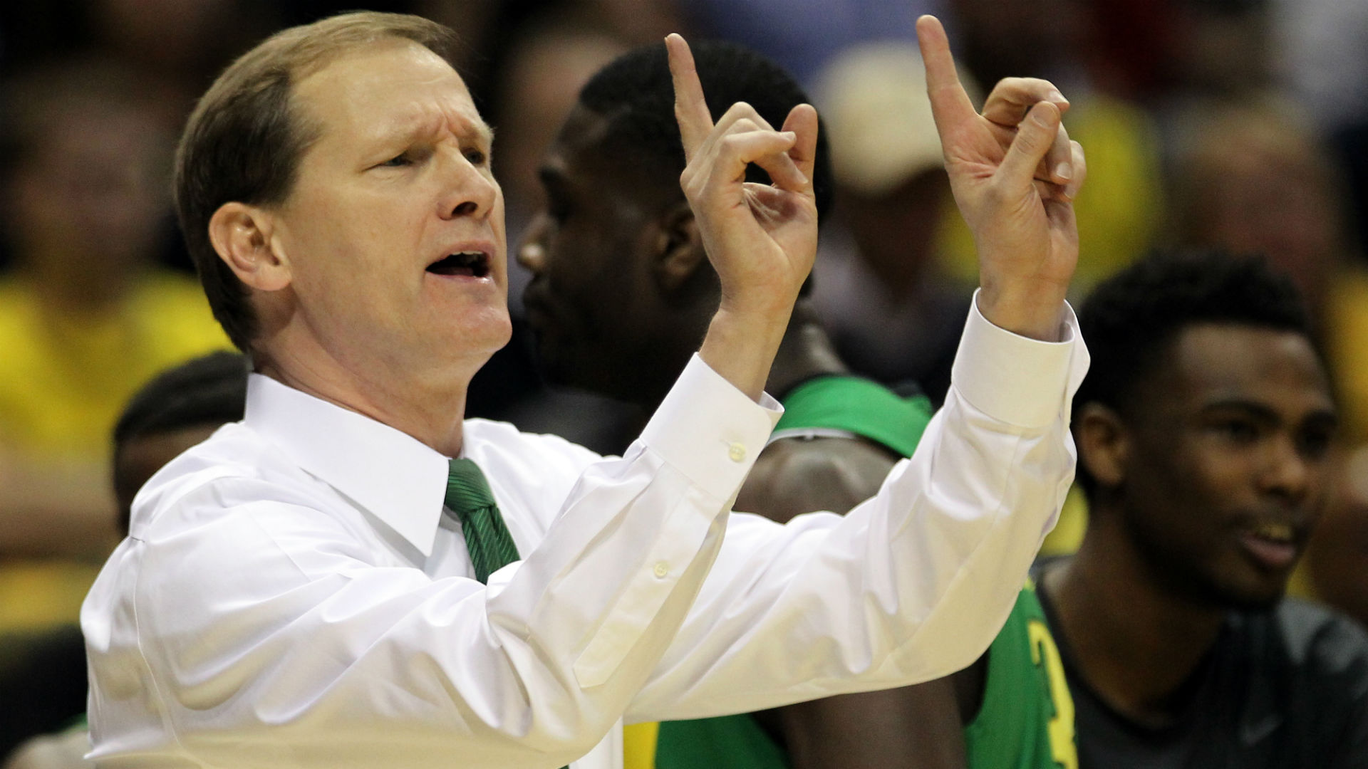 Lawsuit against Oregon coach Dana Altman dropped