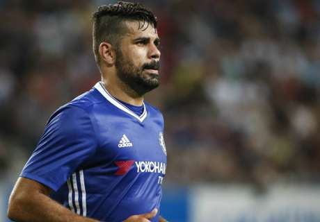 Costa: Chelsea can't be any worse