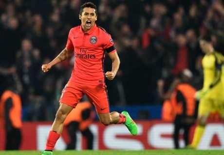 Marquinhos signs new PSG deal