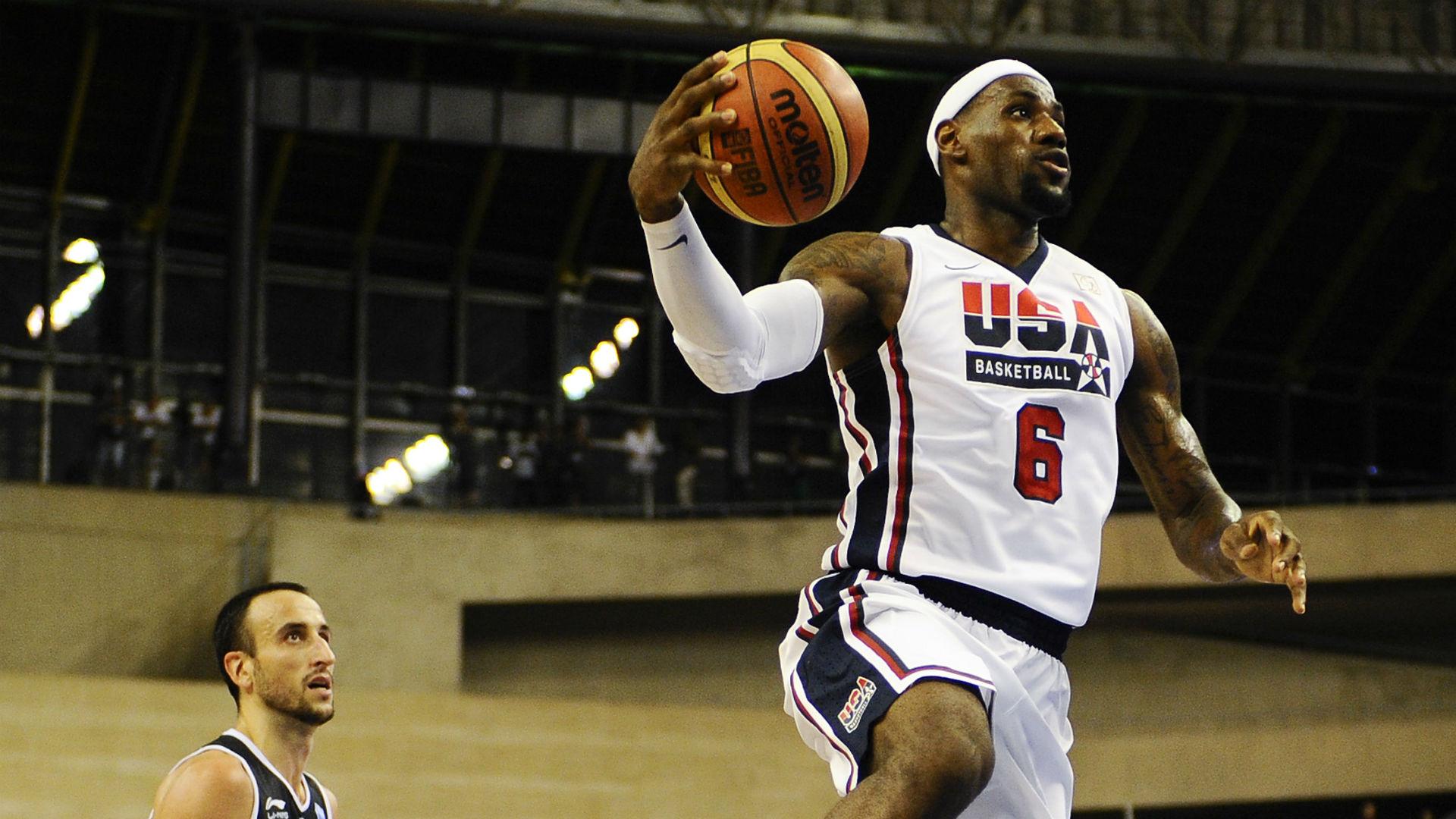 Lebron James Basketball Camp For Kids Lebron James ...