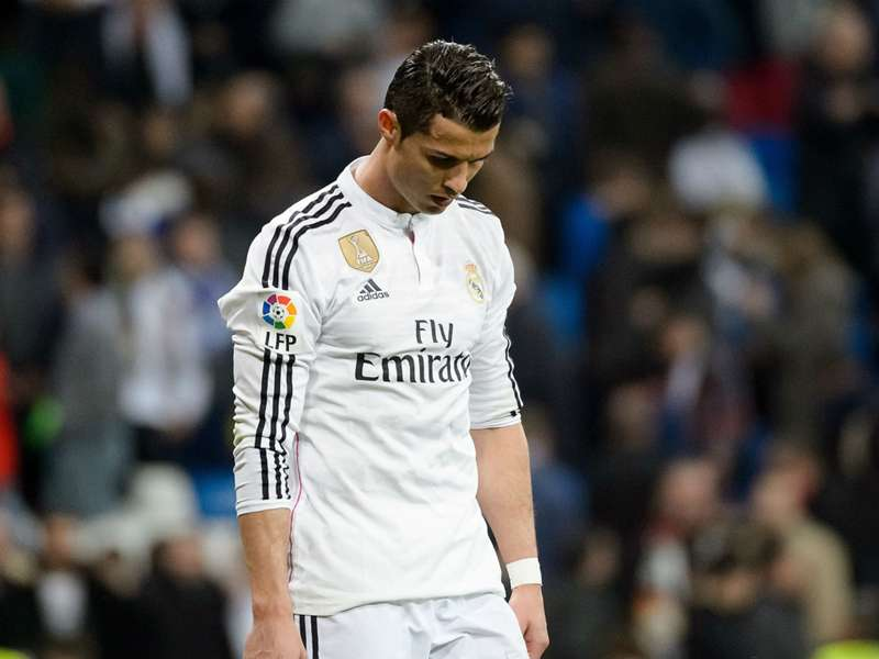 Ronaldo wasteful as Ancelotti and Madrid run out of ideas