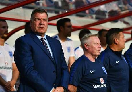 Glenn: Allardyce dismissal 'tragic'