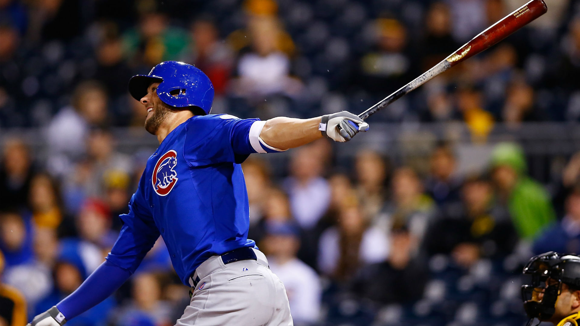 MLB Nightly 9: Kris Bryant helps lead Cubs past Pirates with three-hit night