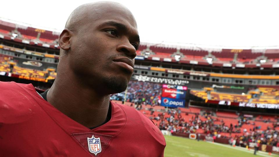 Adrian Peterson says he still disciplines his son with belt   Spankings are  sometimes necessary  a462b4b3a