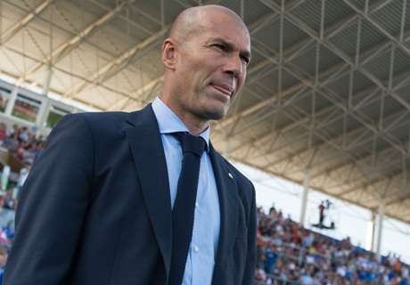 Zidane named Coach of the Year