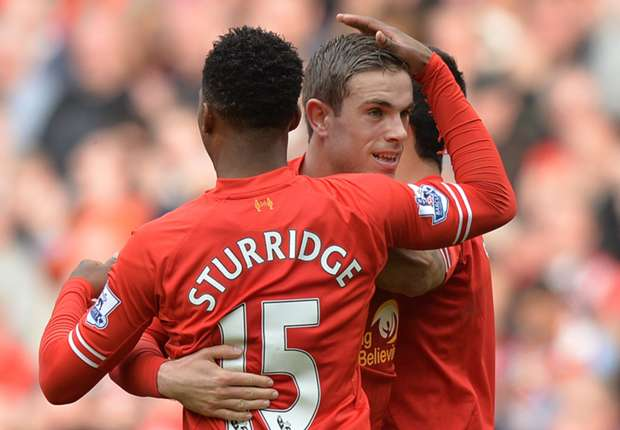 Sturridge boost massive for Liverpool - Henderson