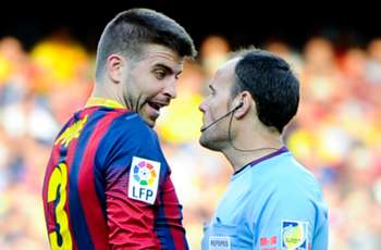 'The pressure is too much' - Pique calls for technology to help referees