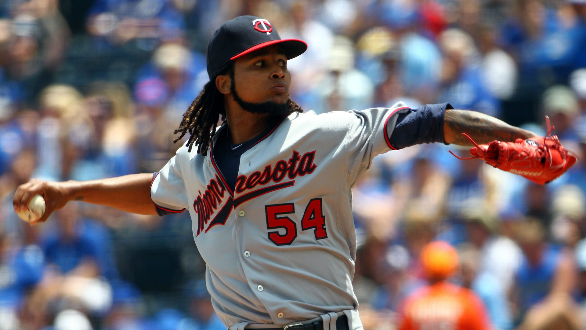MLB Nightly 9: Ervin Santana, fresh off PED suspension, returns to form in Twins debut
