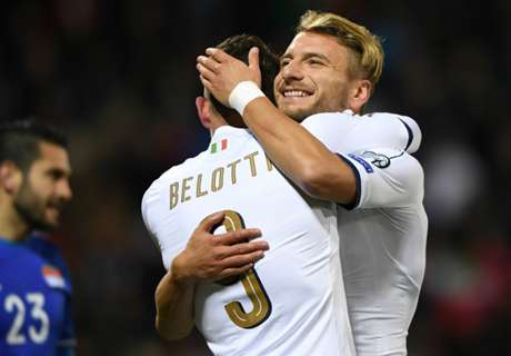 Belotti guides Italy to comfortable win
